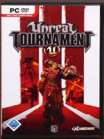 Unreal Tournament III UT3 PC DVD X-Fi Sound Epic Games/Midway 2007