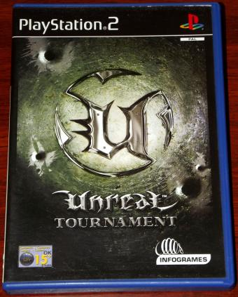 Unreal Tournament für PlayStation 2 von Epic Games / Infogrames 2001