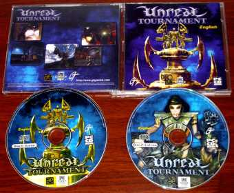 Unreal Tournament Goldpack