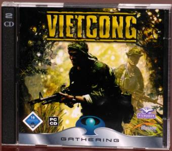 Vietcong 2CDs Gathering/Pterodon/Take2/Illusion Softworks 2004