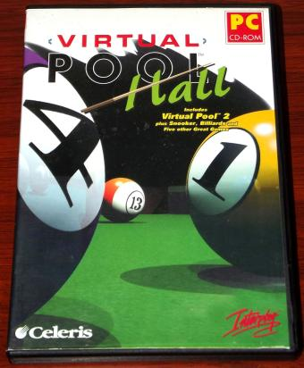Virtual Pool Hall 2 - Interplay / Celeris 1999