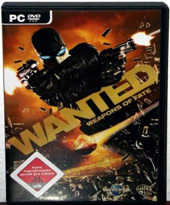 Wanted - Waepons of Fate - Grin/Warner Bros/Universal Interactive 2009