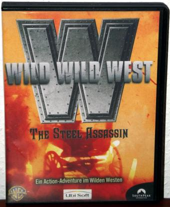 Wild Wild West - The Steel Assassin - Warner Bros / BlueByte / Ubisoft 2000