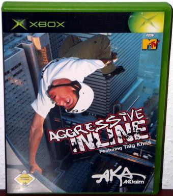 XBOX Aggressive Inline von Z-Axis/Acclaim