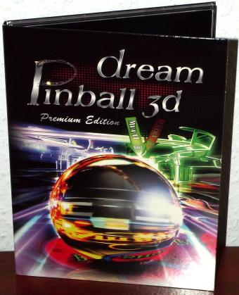 dream Pinball 3D Premium Editon - ASK Homework/TopWare Interactive MAC/PC-DVD 2008