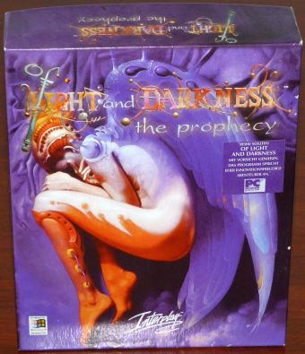 of Light and Darkness - the Prophecy - 3CDs BigBox, Tribal Dreams/Interplay 1998