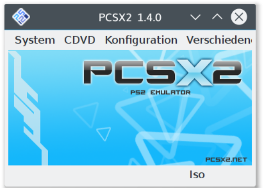 PCSX2 - PlayStation 2 Emulator